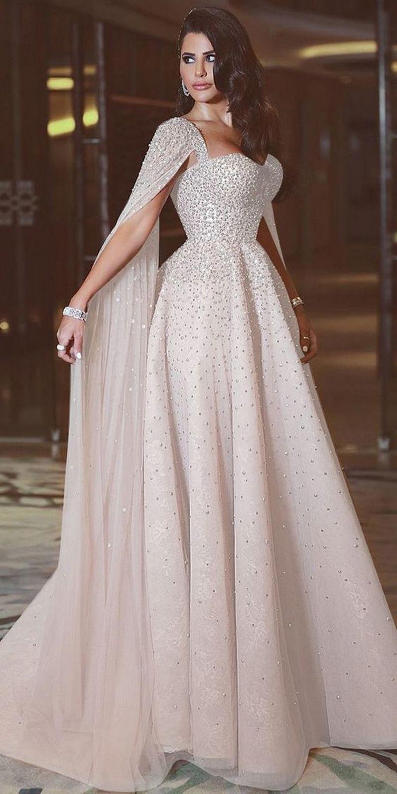 18 Gorgeous Girl Dresses for Prom Night  Abendkleid, Kleider