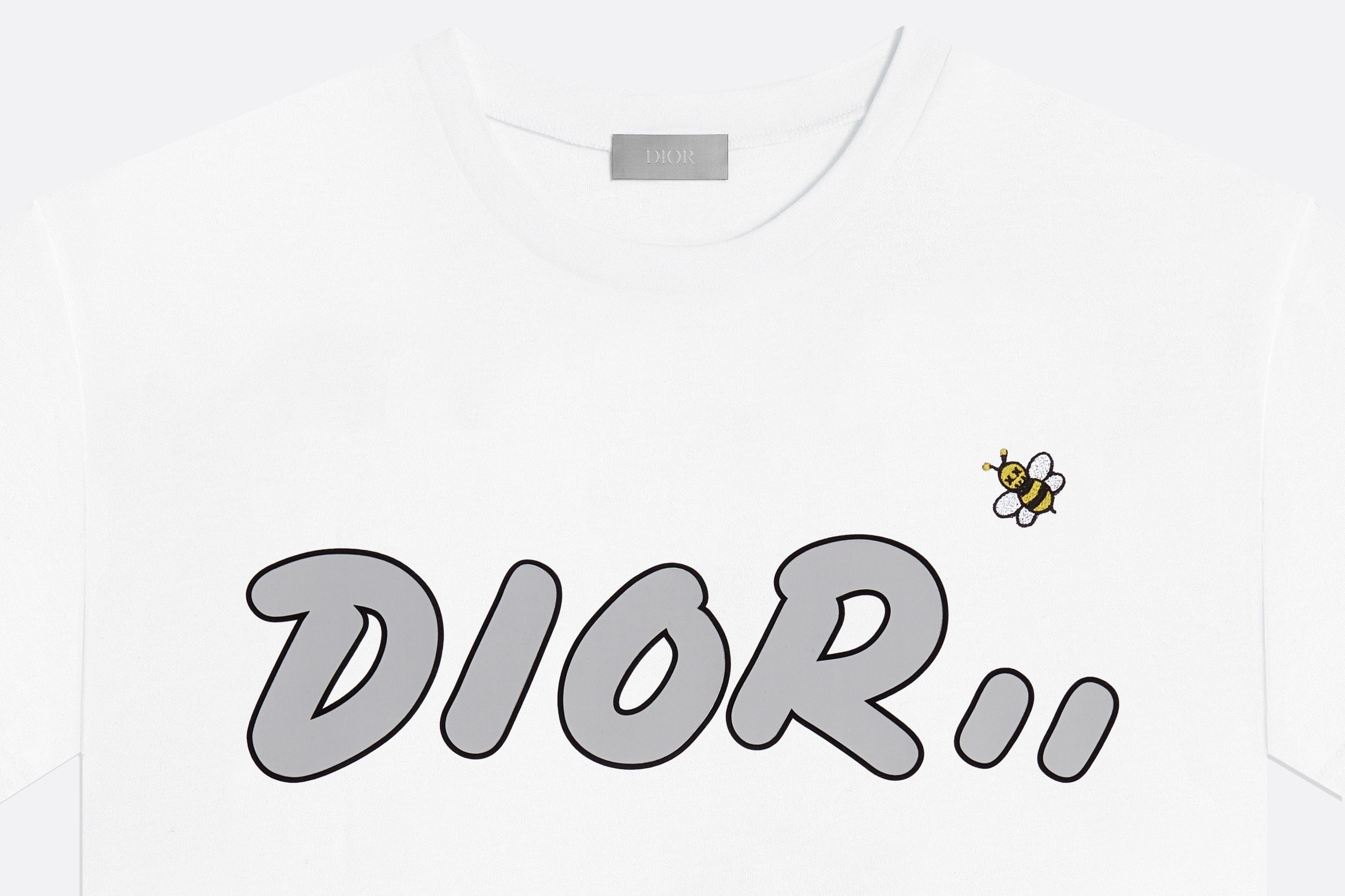 outstanding features new images of 2019 best sell Cotton T-shirt, DIOR x KAWS | ✦ dior kaws in 2019 | Dior, T ...