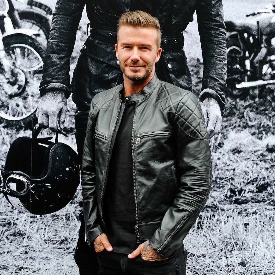 """Off Road"" by Belstaff and David Beckham Fashion, David"