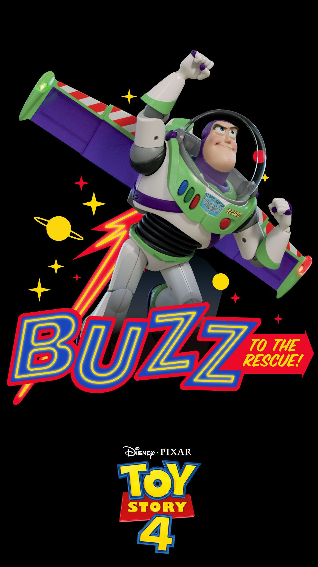 Go To Infinity And Beyond With These Disney And Pixar Toy Story 4 Mobile Wallpapers Disney Singapore In 2020 Toy Story Movie Toy Story Buzz Lightyear Toy Story Buzz