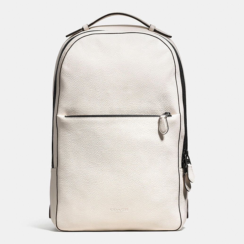 COACH Mens Metropolitan Soft Backpack