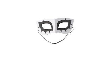 Persona 5 Cosplay Costume Arsene Lupin Akira Kurusu Joker Protagonist Pvc Mask Persona 5 Cosplay Joker Mask Cosplay Costumes