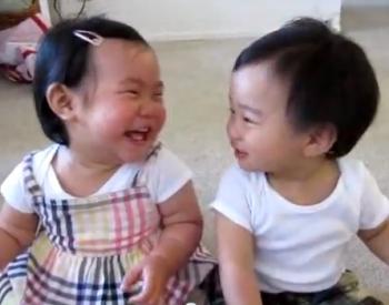 Laughing, Kids