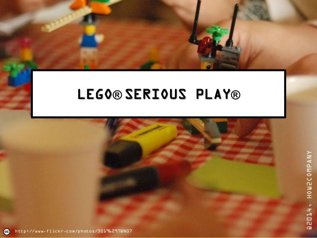 Lego serious play 소개 2014.7.7 by HOW2COMPANY via slideshare