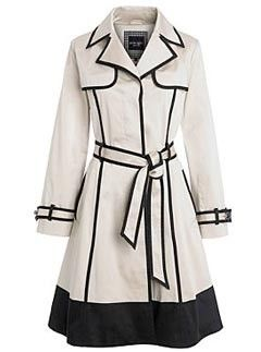 hot products classic on feet at Principles by Ben de Lisi stone tipped mac, £80: Best trench ...
