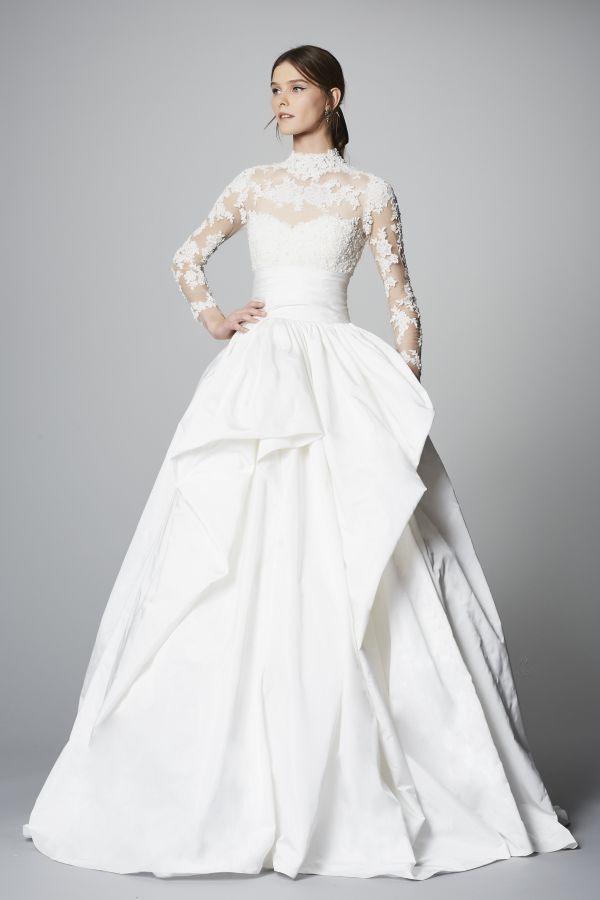 f6a58538 Marchesa Spring 2018 Bridal Week | Bridal Fashion Week | Marchesa ...