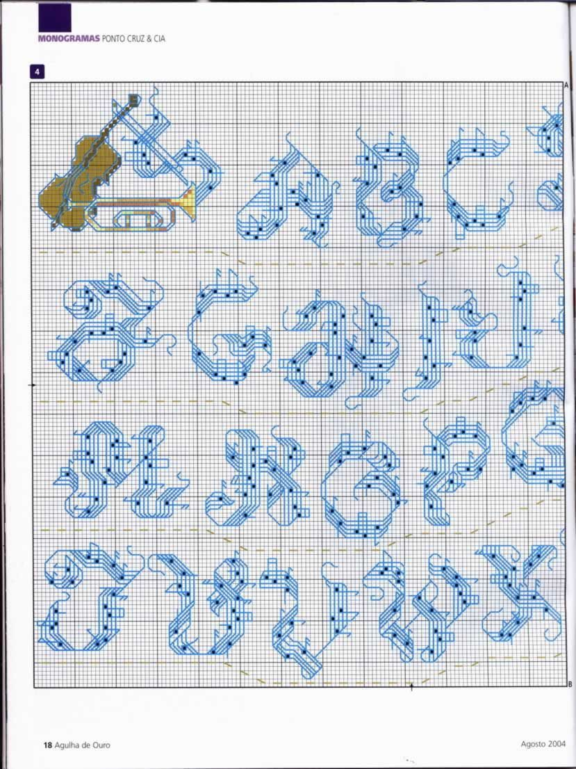 Read PDF Music Note 2 Cross Stitch Pattern