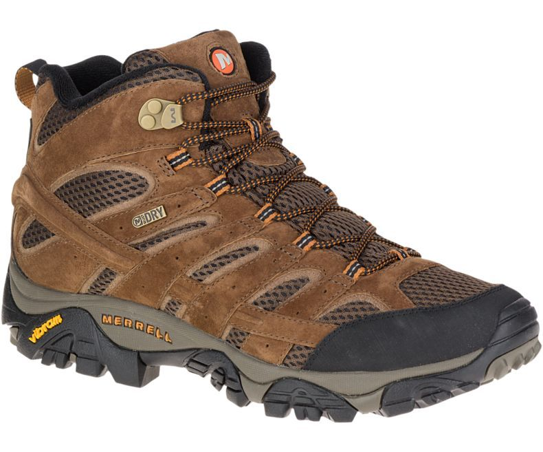 Moab 2 MOTHER OF ALL BOOTS™ Mid Waterproof. Best Hiking BootsHiking ShoesWaterproof  ...