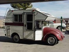 Mini Motorhome VWbased Minimotorhomes Were Being Manufactured - Small motor homes