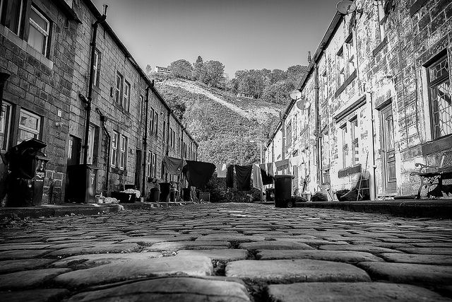 Todmorden. by craig philip szlatoszlavek., via Flickr