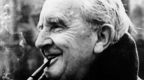 Tolkien kirjoitti Kullervon tarinan vuonna 1914.