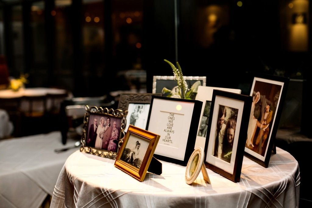 Your Wedding After A Loss: Remembering At Receptions