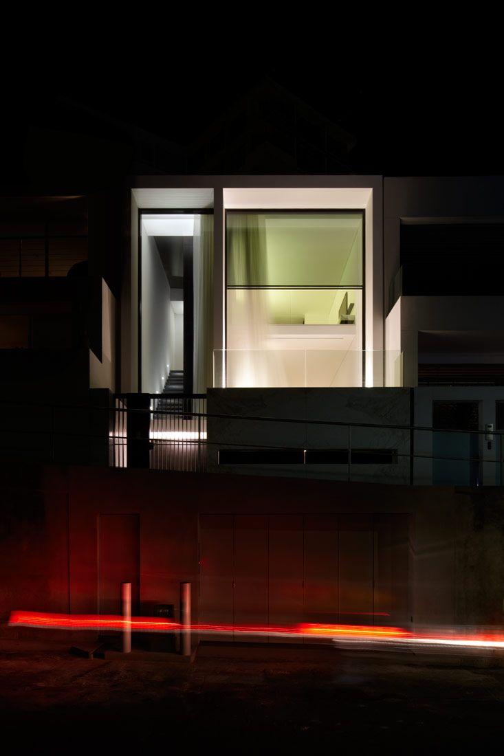 Bondi House by Katon Redgen Mathieson.