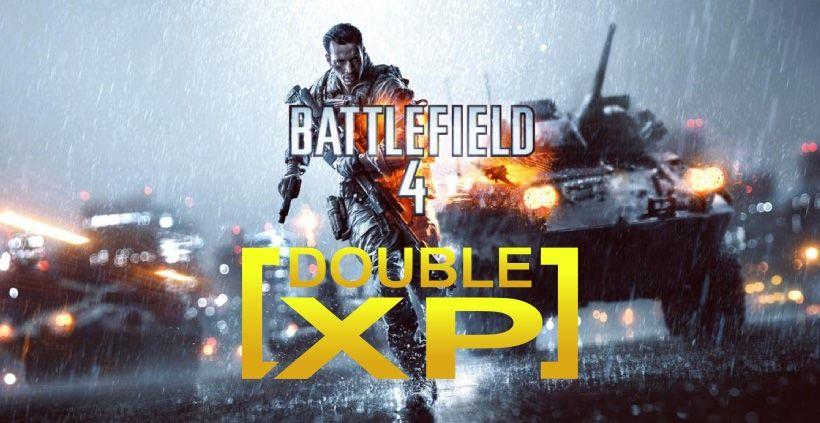 Battlefield 4 Double Xp Starts From Tomorrow Onwards