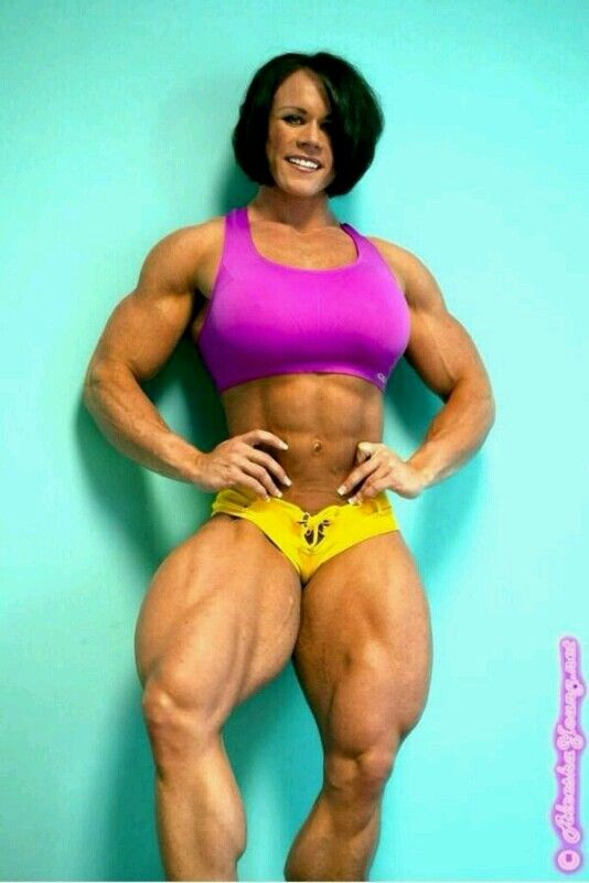 female bodybuilder fuck