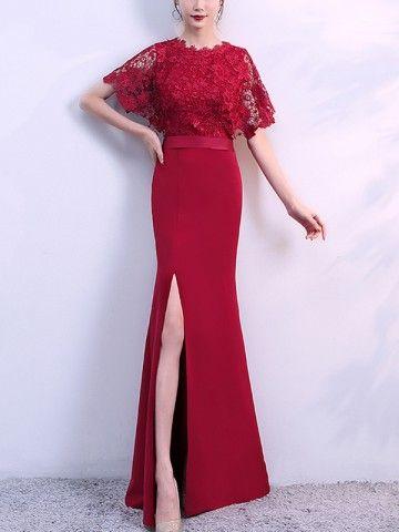 8b2beb67e1fc White Thigh Split Front Sleeveless Maxi Dress in 2019 | فساتين رووووعة |  Dresses, Fashion dresses, Fishtail midi dress