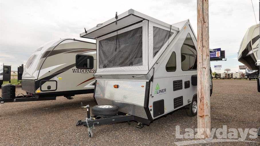 2017 Columbia Northwest Aliner Pop Up Camper Trailer North West