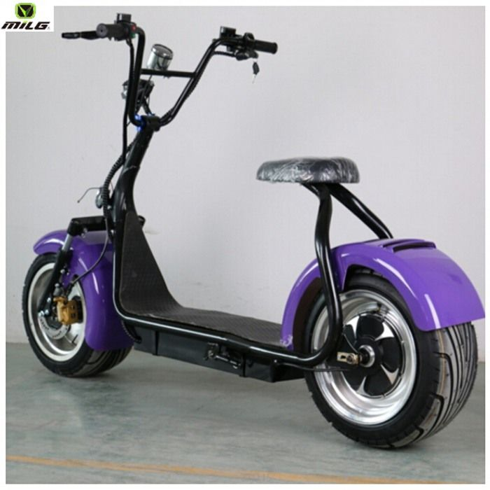 2015 High Quality 1000w Seif Balancing Electro Scooter With Seat For Adults
