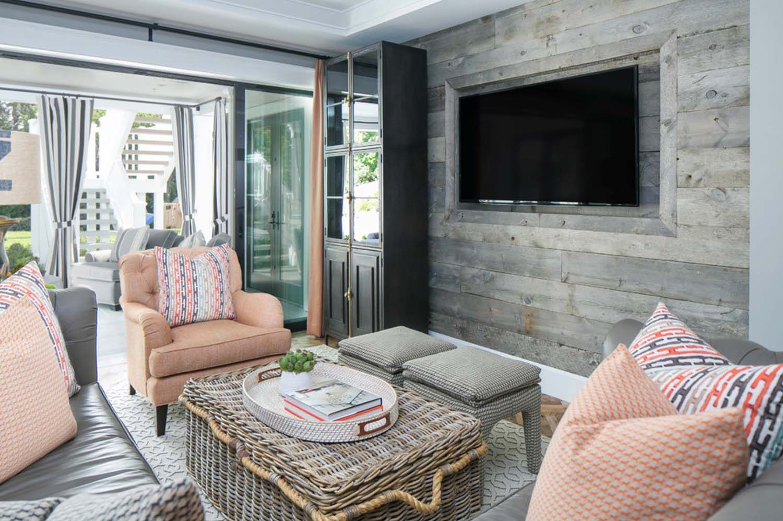 Chic and stylish California beach house radiates with comfort