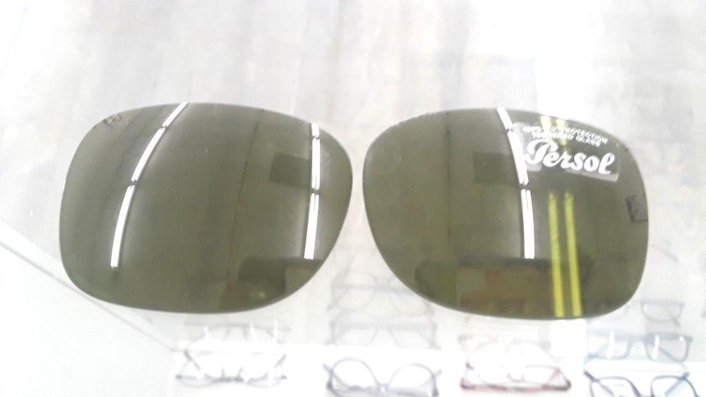 2ae2fc41947f4 Replacement Lenses Sunglasses PERSOL original PO3059S 1061 4E 54-18 Green G  15