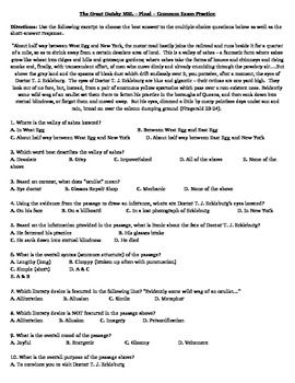 English Final Exam Essay Prompts For Common - image 5