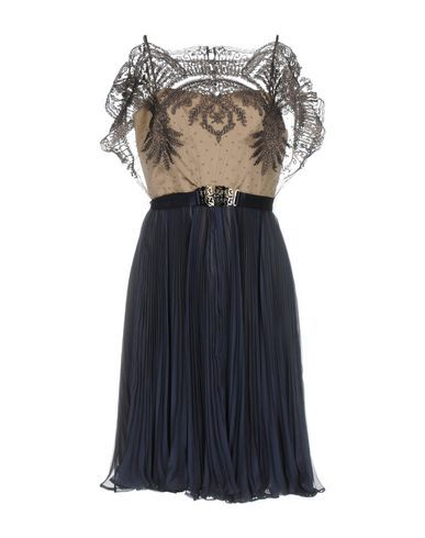 Dark Blue Beach Dress