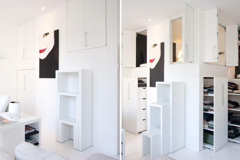 1000 images about studio on pinterest - Placard Sous Mezzanine