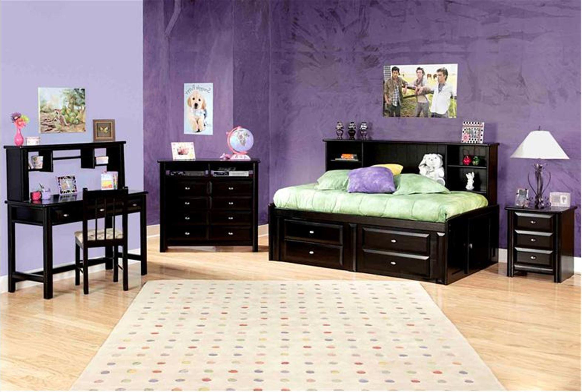 4 bedroom loft  Laguna Black Full RoomsaverDrawers  Kids rooms  Pinterest