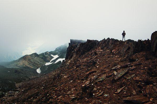 alp impressions III by Lukas Furlan, via Behance
