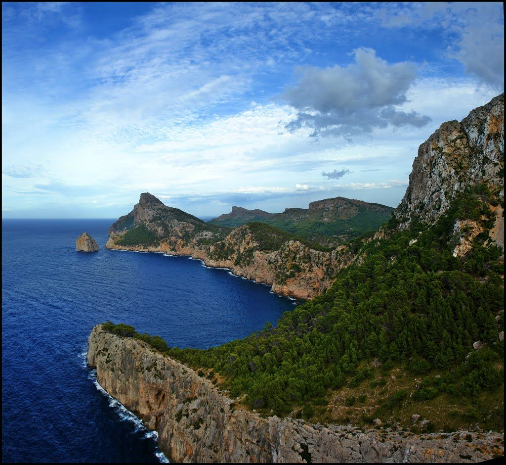 Cap Formentor - Panoramic View - Mallorca - Balearic Islands - Spain - [By Stathis Chionidis]