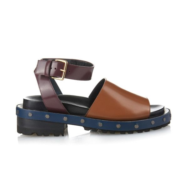 Leather Sandals Spring/summer Marni IBQsCE