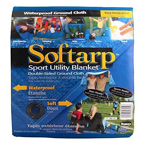 Homax Softarp Sport Utility Blanket 3 Pack
