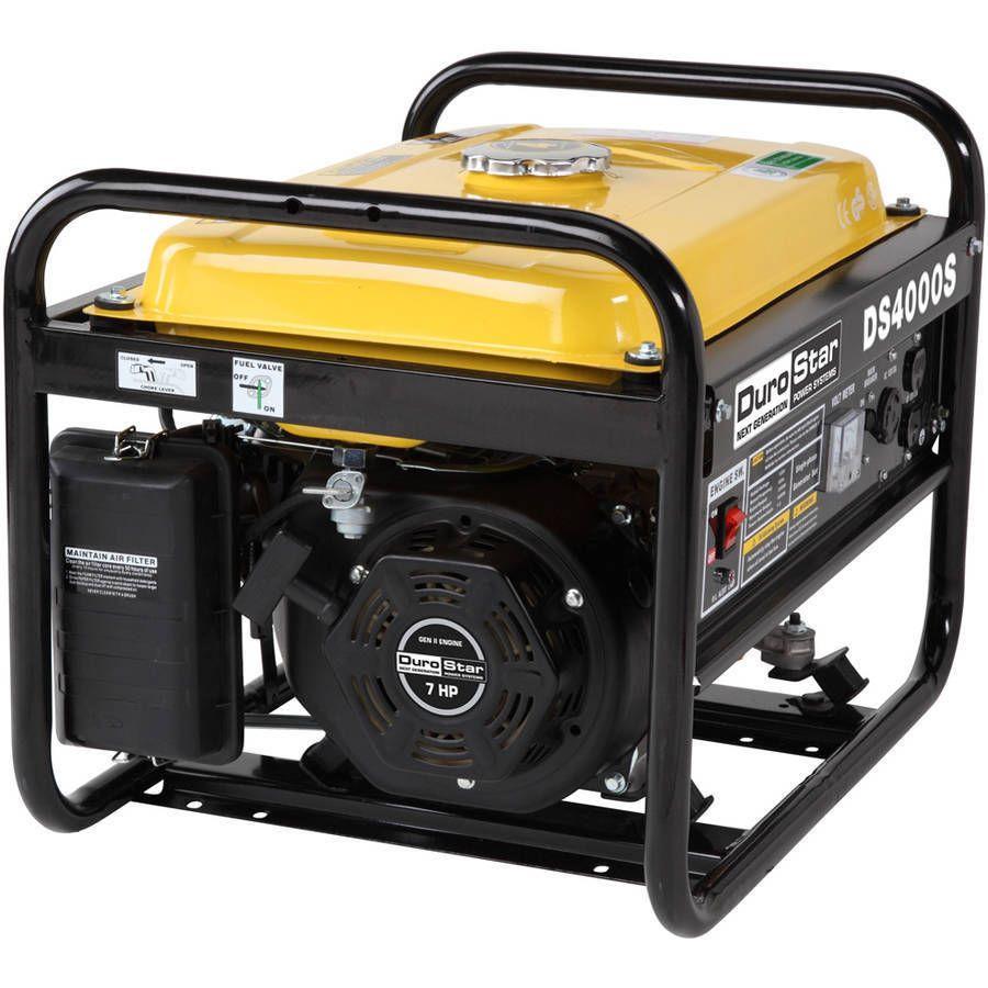 4000w Power Portable Generator Gasoline Powered Electric Generic Emergency Kit Best Portable Generator Portable Generator Generators For Sale