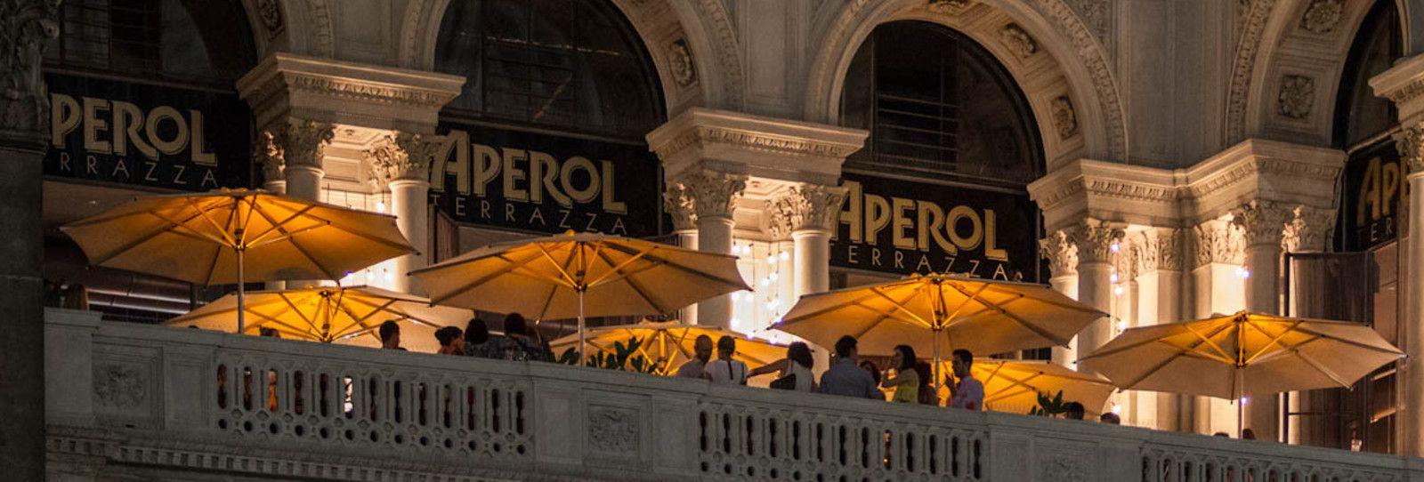 Terrazza Aperol Milano Milan Milan