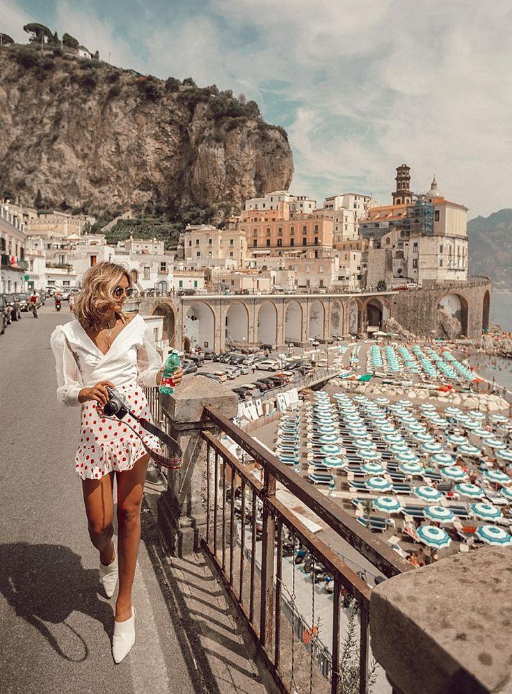 Best Positano Instagram Spots   By Tezza #travel #adventure