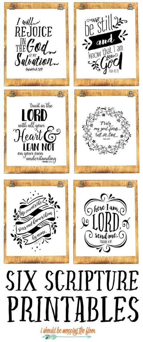 Agile image inside printable scripture art