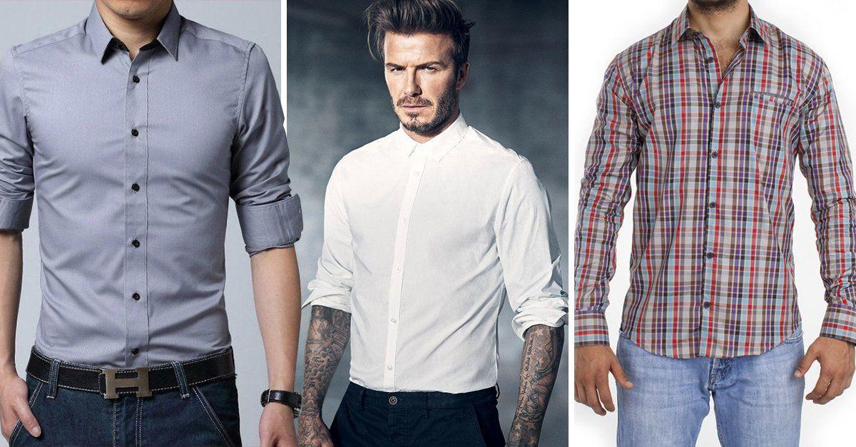 Cómo elegir la camisa perfecta según tu tipo de cuerpo; una guía rápida y completa