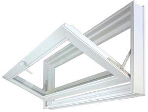 Hopper Windows Are Single Style Windows Like Casements