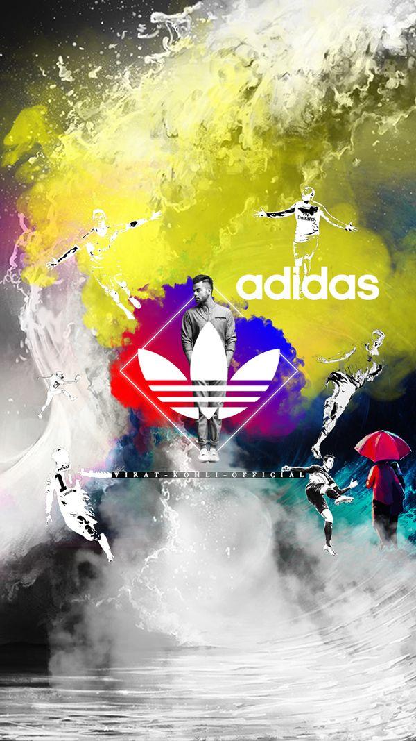 55DSL x Adidas Originals on Behance