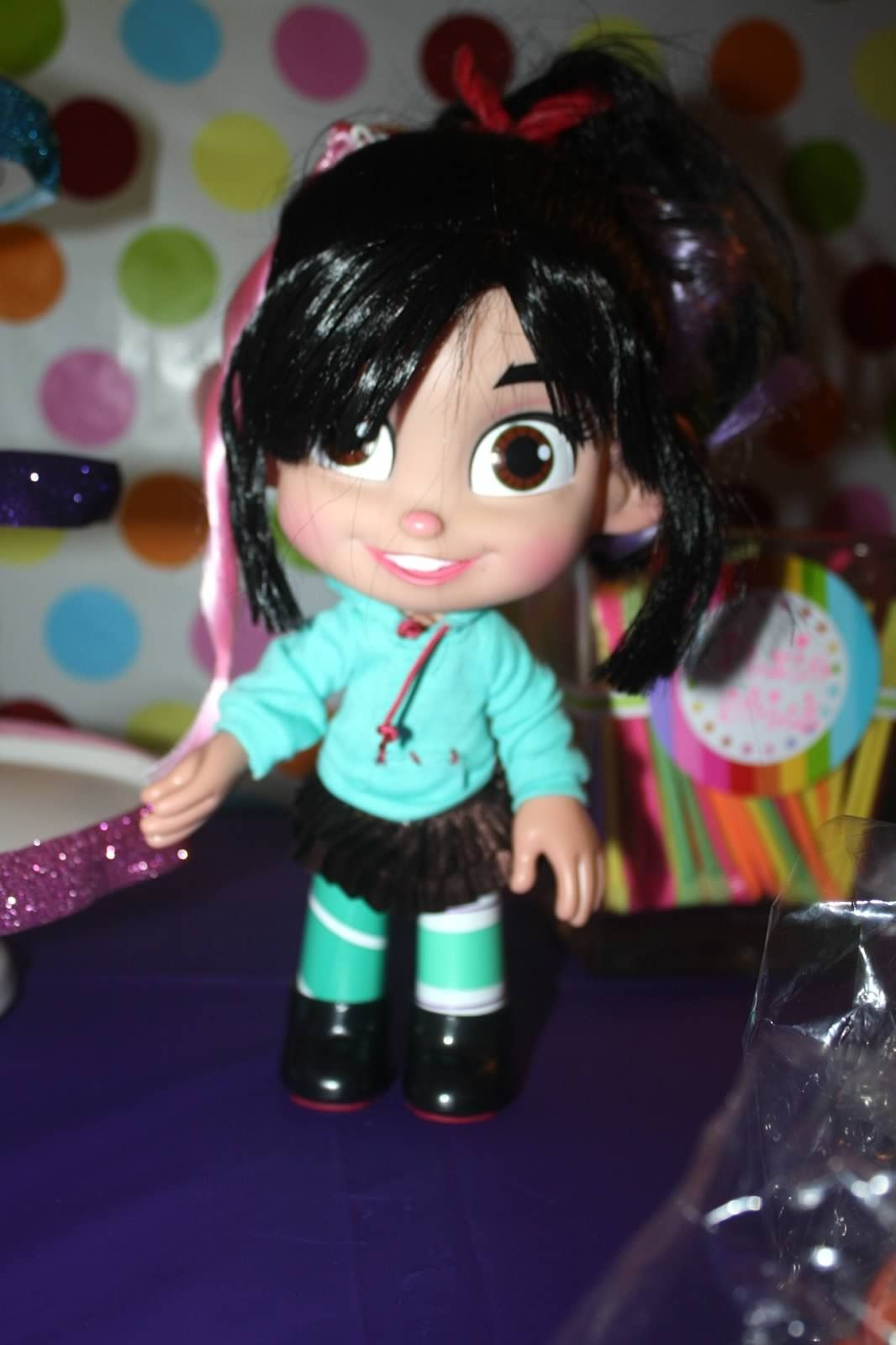 Vanellope doll found on clearance @ walmart