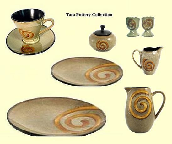 Watervale Tara Pottery Dinnerware Collection | 5tigersu0027s Blog & Watervale Tara Pottery Dinnerware Collection | Irish celtic and Pottery