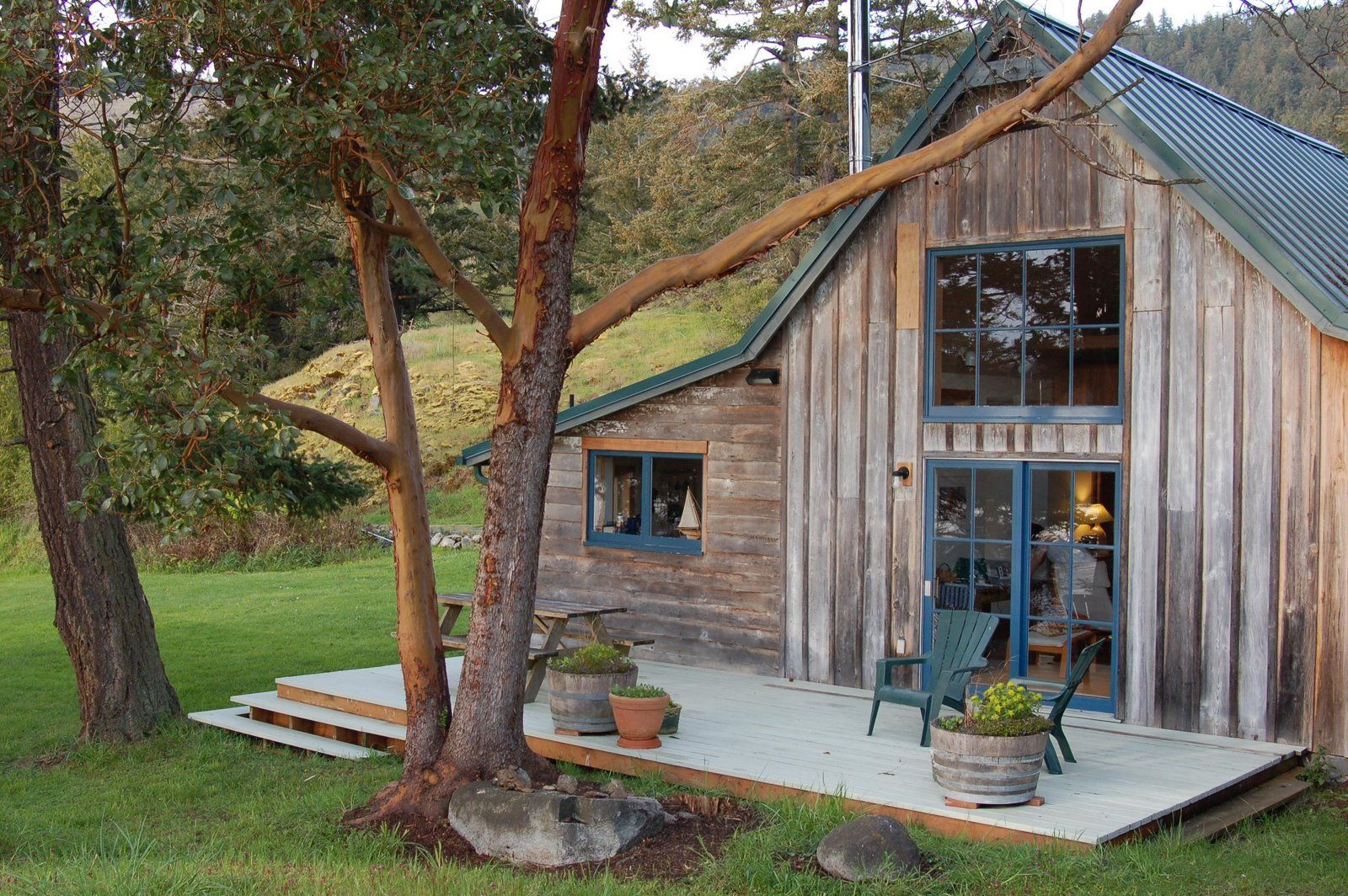 The homestead orcas island modern small house design country modern home modern cottage
