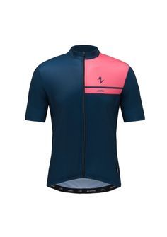 Morvelo Bloc Blue Jersey Cycling Outfit Cycling Jersey Design