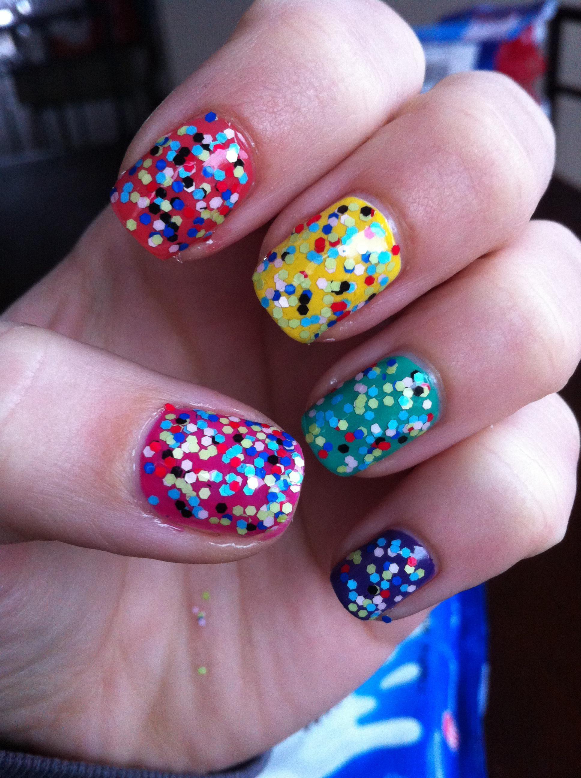 hard candy pop-arazzi nail love