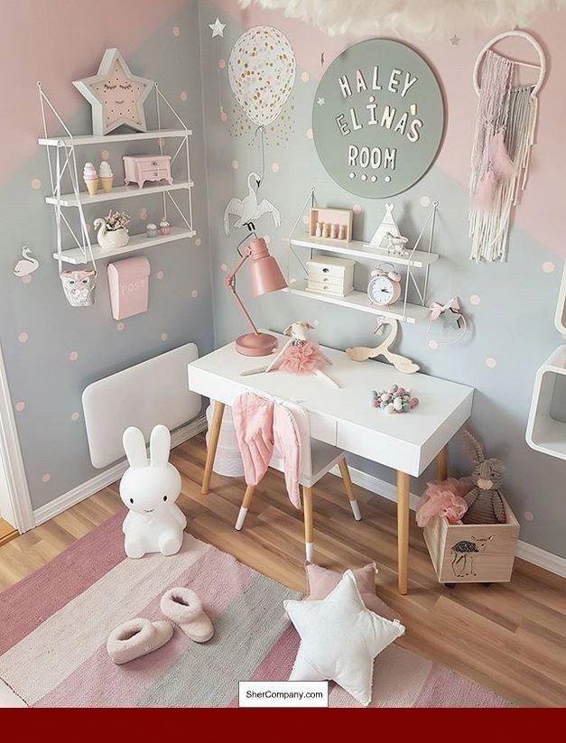 13 Girls Bedroom Decor Girl Bedroom Ideas 5 Year Old