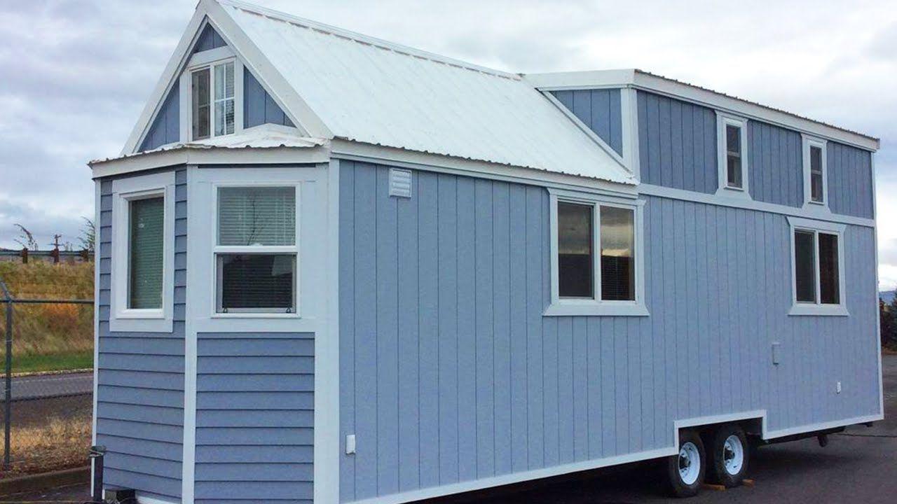Klamath Falls Tiny House 410 Sq
