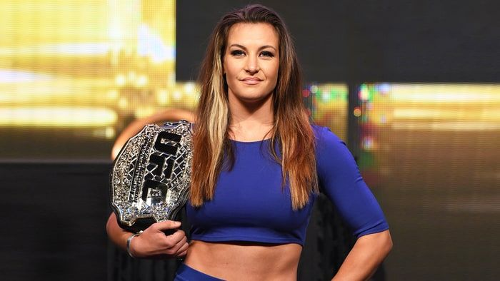 Fighter Of The Day Miesha Tate Mieshatate Cupcake Ufcchampion