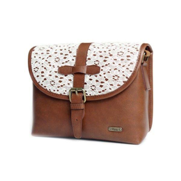 Perky Cappuccino - Ciesta - Schicke kleine Kameratasche für Frauen |  shootbags Kamerataschen