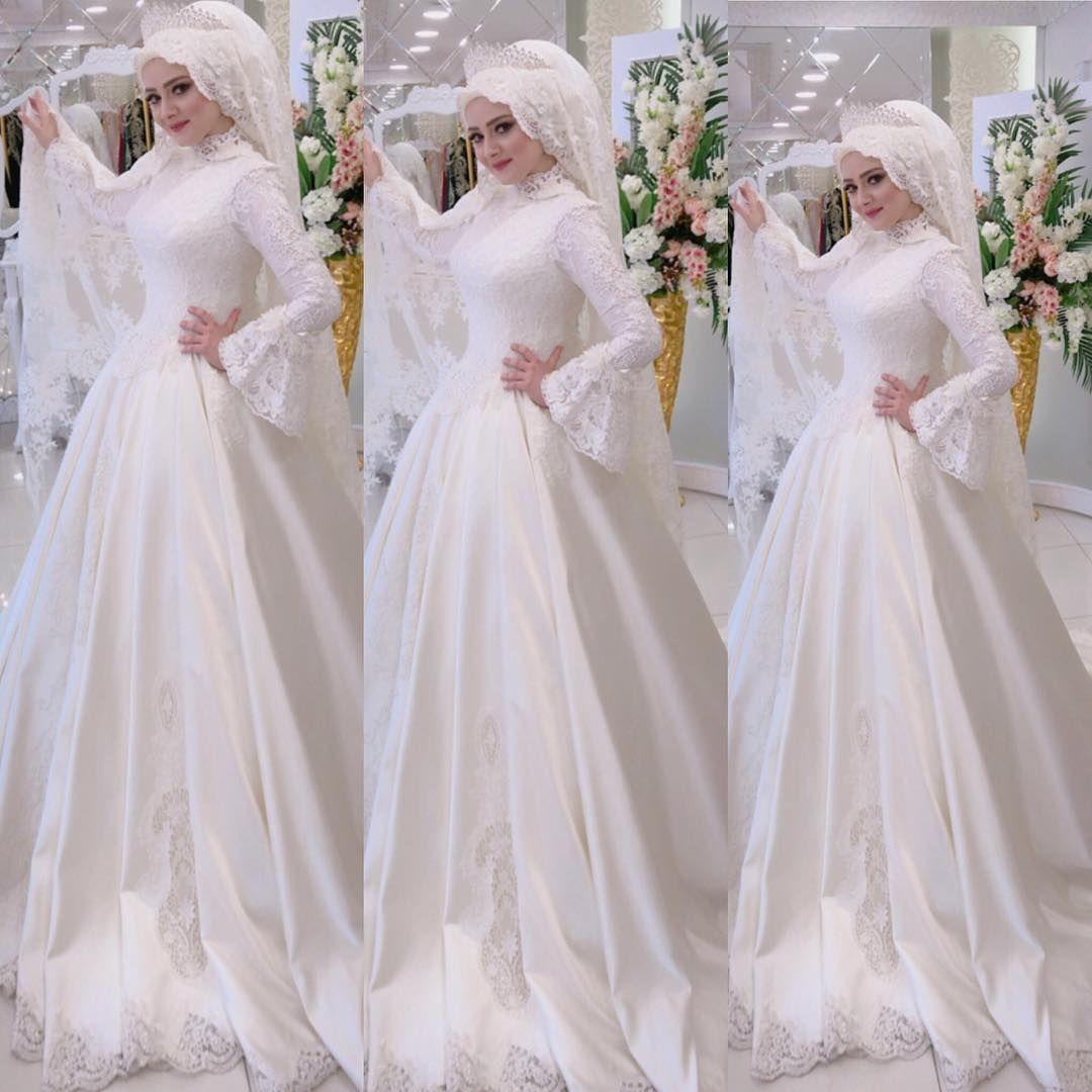 54d51b62cf427 Setri Nur Kuğu Modelimiz 💕💕 #setrinur #gelinlik #2018 #weddingdress # wedding #gelinlikmodelleri #tesettürgellinlik #makyaj #2018
