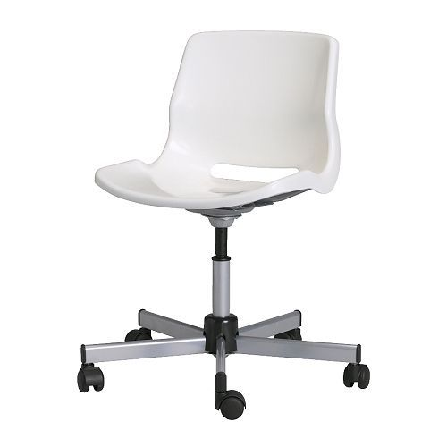 white ikea office chair rocker glider chairs great price for the home studio snille swivel inspiration vision board in 2019